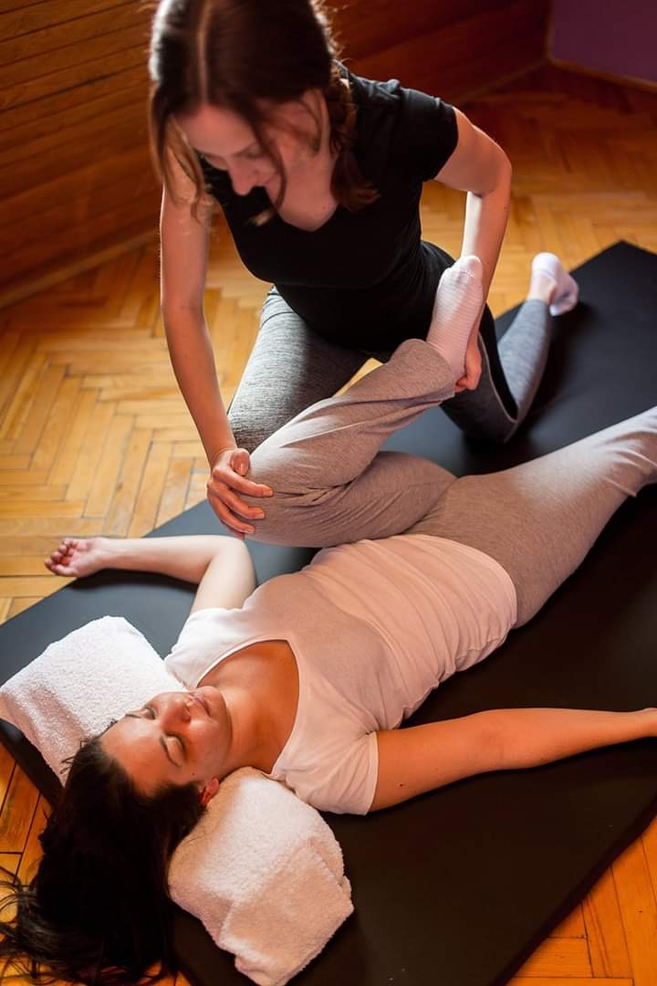 Siacu masaze Salon Lepote